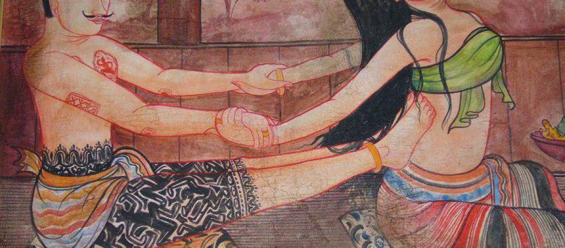 masaje thailandes